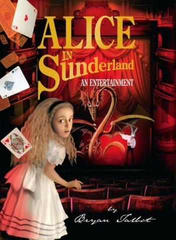 Copertina di Alice in Sunderland (edizione USA, 2007)