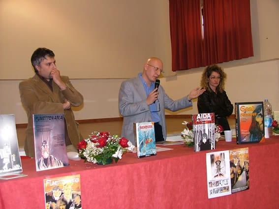 Il direttore culturale di Fumettomania, mario benenati, descrive il nuovo numero