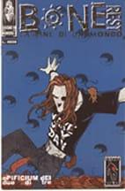 Copertina della miniserie di Bone,pubblicata dalla 'Innocent Victim', una delle migliori autoproduzioni degli ultimi tre anni.