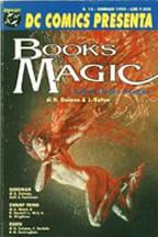 Splendida copertina, J. Bolton, del mensile DC Presenta, curato da Luca Boschi