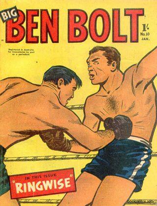 ct04_10-La copertina del n.ro 1 di Big Ben Bolt.