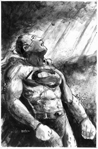 2010-09-30 Tributo a superman di Giuseppe Orlando