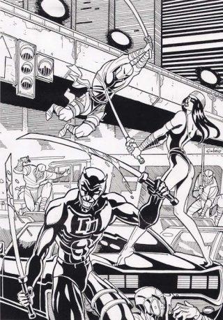 08 - Tributo a Devil&Elektra sempre di Gios Brusca