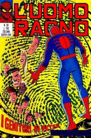 06_copertina del 68 de L'Uomo Ragno (Editoriael corno)