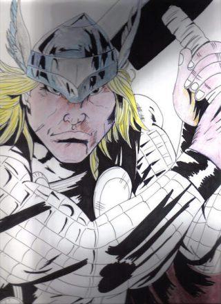 37_tributo a Thor di Simone Giudici