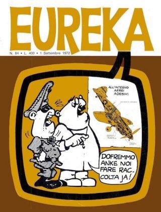 45_Copertina della rivista Eureka n. 84 del 1972