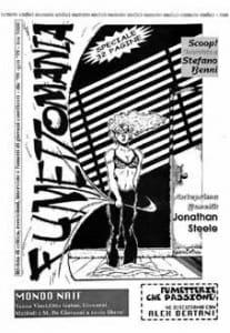 copertina del n. 11 di Fumettomania