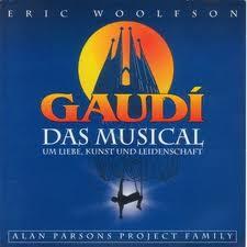 "Copertina dell'Album ""Gaudi: Erlebniswelt Der Phantasie"" (1995)"