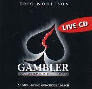 """Copertina dell'album """"GAMBLER Das Geheimnis der Karten"""" (1997)"""