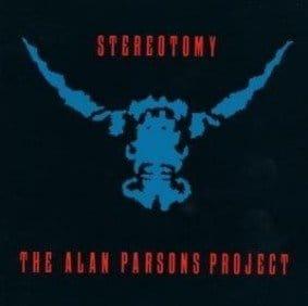 "Copertina dell'album ""Stereotomy"" (1986)"