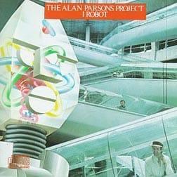 """Copertina dell'Album """"I Robot (1977) """""""