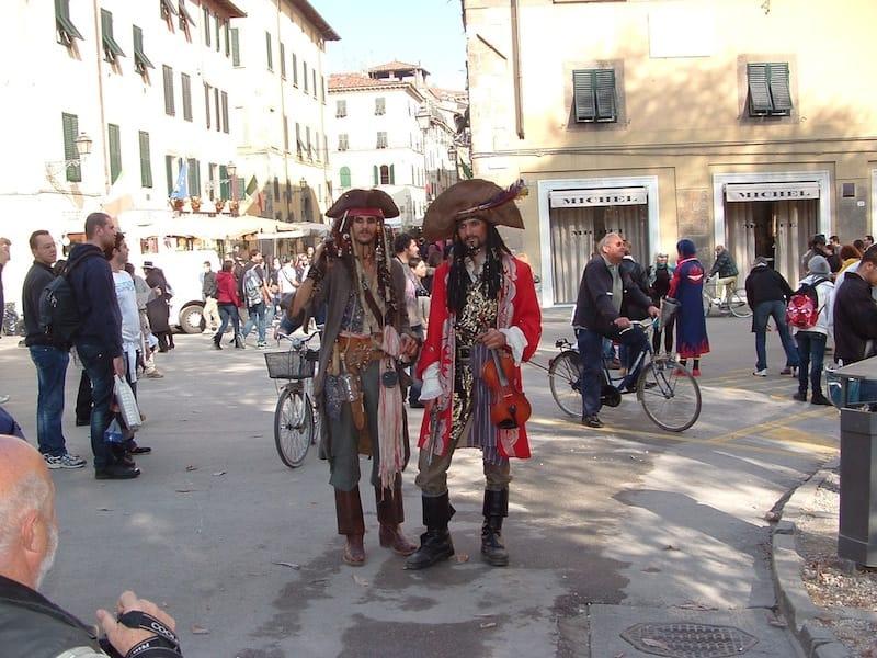 Due pirati