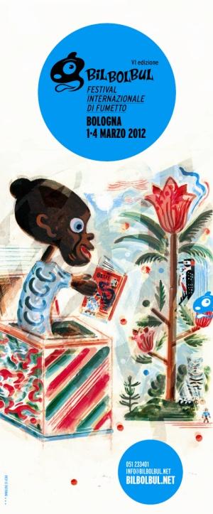 uno dei poster del BilBolBul 2012