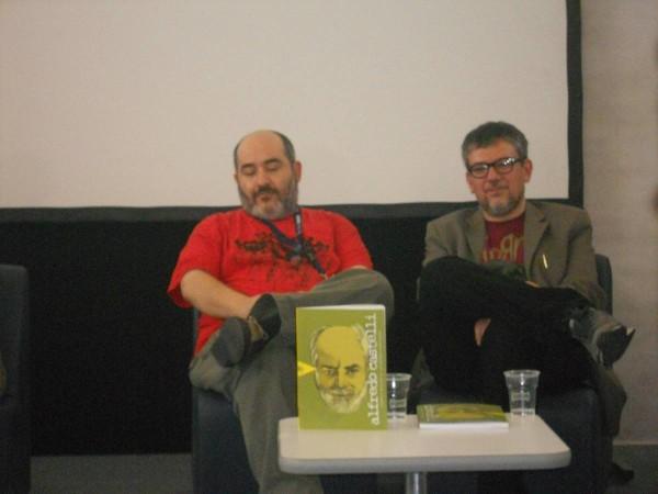 Comicon 2012: incontro con G. Palumbo e T. Faraci