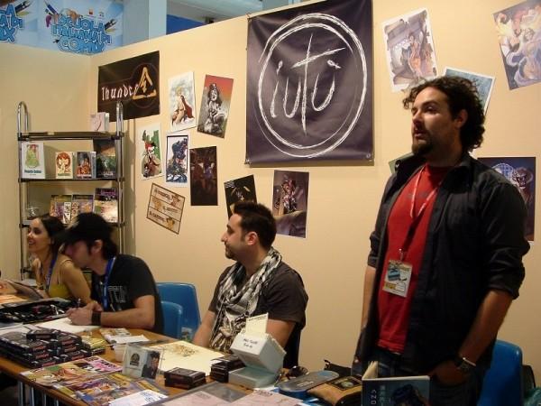 Comicon 2012: alcune autorproduzioni
