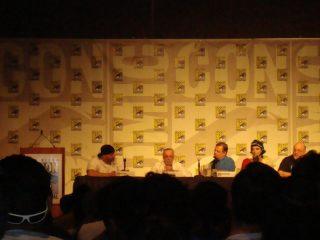 Stan Lee + Mark Hammill