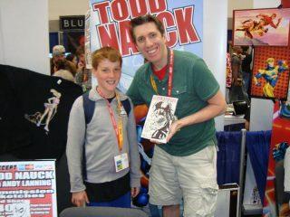 San Diego 2012 - Todd Nauck