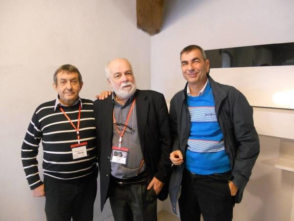 100 con Robin Wood e Alfredo Castelli