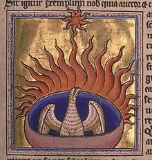 220px-Phoenix_detail_from_Aberdeen_Bestiary