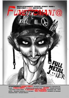 copertina de18 bis di Fumettomania