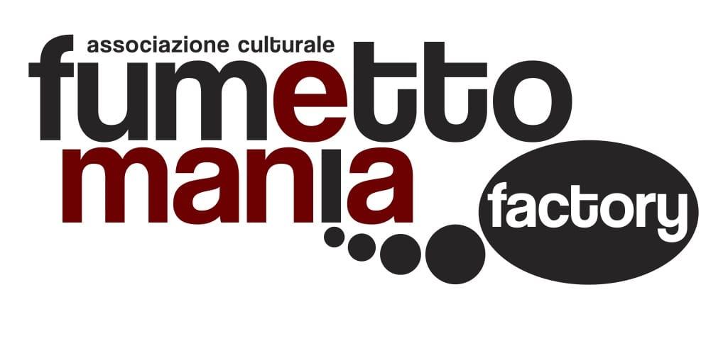 Logo Fumettomania a colori