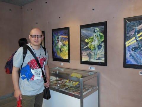 mostra di Manara