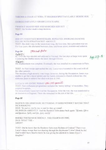 script page