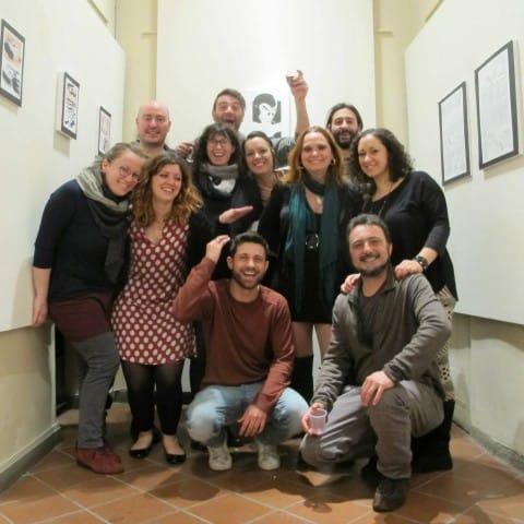 Foto di gruppo. GUS. sez. di Ancona.© degli aventi diritti, per gentile concessione