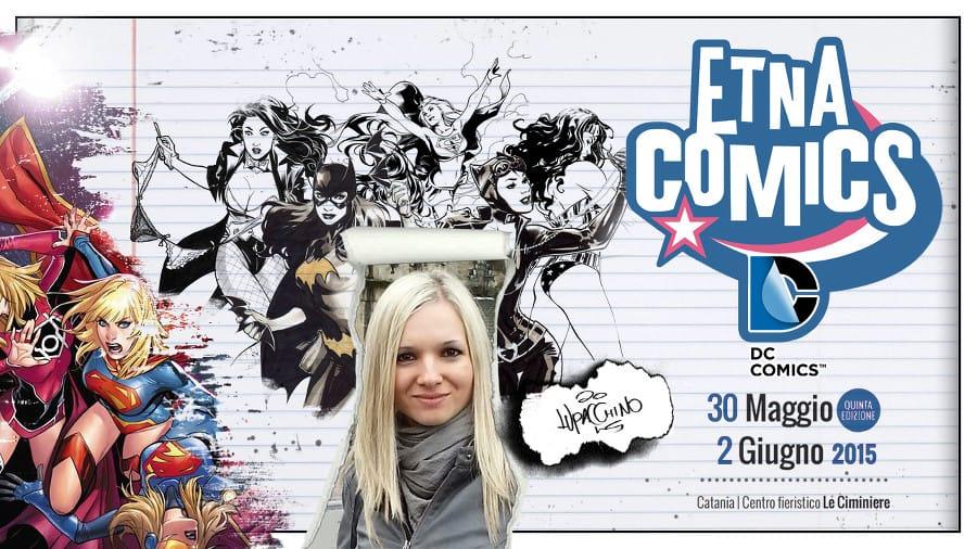 2015-04-16_Locandina Emanuela Lupacchino ad Etna Comics 2015