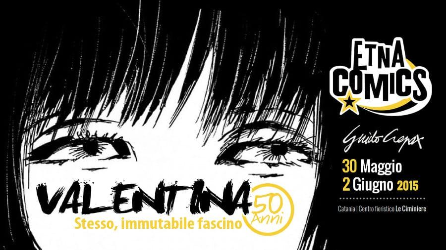 2015-04-21_Locandina Mostra 50 anni Valentina ad Etna Comics 2015
