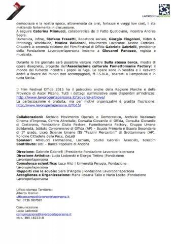 Comunicato stampa Film Festival Offida_pag2