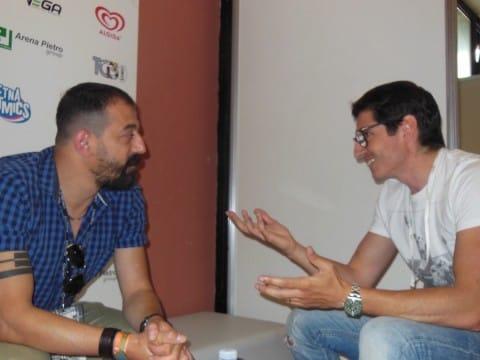 il bar del fumetto intervista Yidiray Cinar