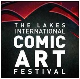 logo quadrato dell'edizione 2015 del  LICAF