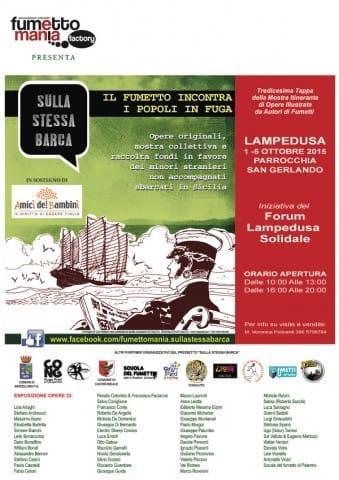 locandina_Lampedusa_fumettomania-rid