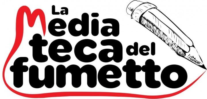 logo della Mediateca del Fumetto