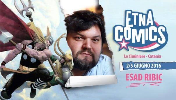 2016-02-25_Locandina Esad Ribic ad Etna Comics 2016