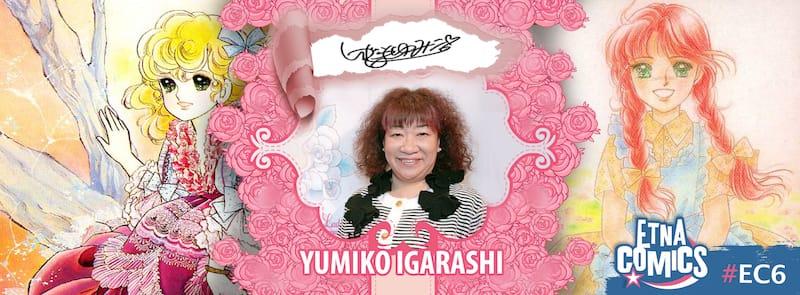 2016-04-18_Locandina annuncio Yumiko Igarashi ad Etna Comics 2016 copia