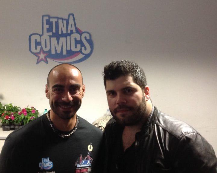 Antonio Mannino e Salvatore Esposito