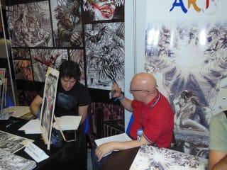 Fumettomania intervista Gianluca Gugliotta