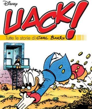 Copertina del n.1 della collana Uack