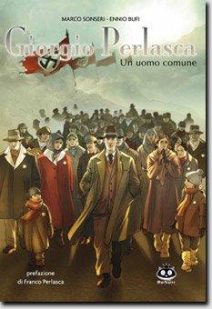 03_11 - Copertian del romanzoa Fumetti. Giorgio Perlasca, un uomo comune