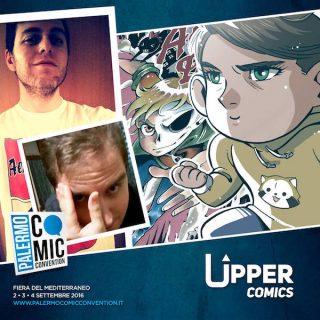 Banner Upper comics