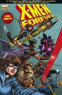 fmweb01_10 - cover dell'edizione italiana di X-Men Forever n.1