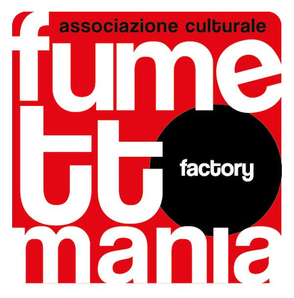 Logo quadrato dell'Ass. culturale Fumettomania