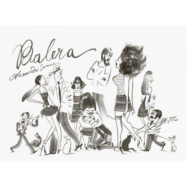 Illustrazione di Alessandro Sanna