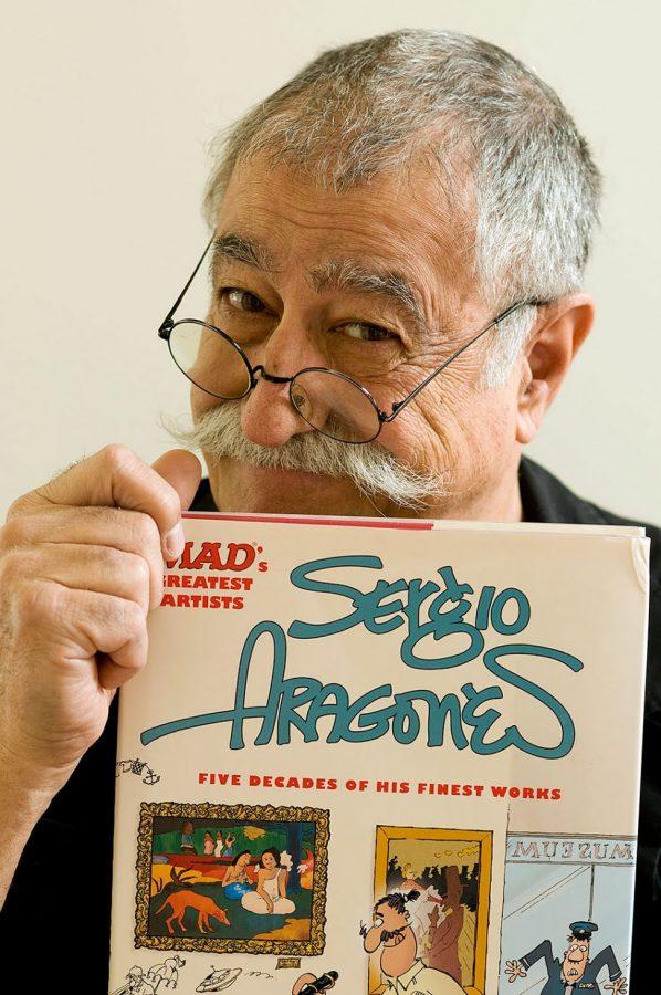 foto di Sergio Aragonés