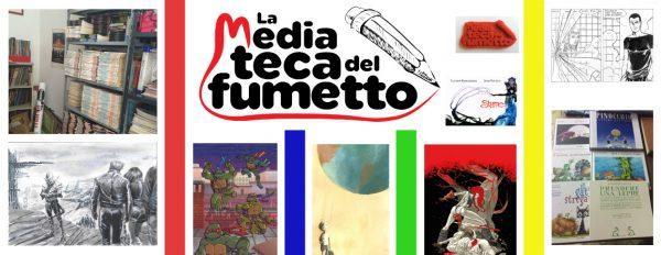 il nuovo banner-copertina della pagina social del progetto. © associazione culturale fumettomania factory