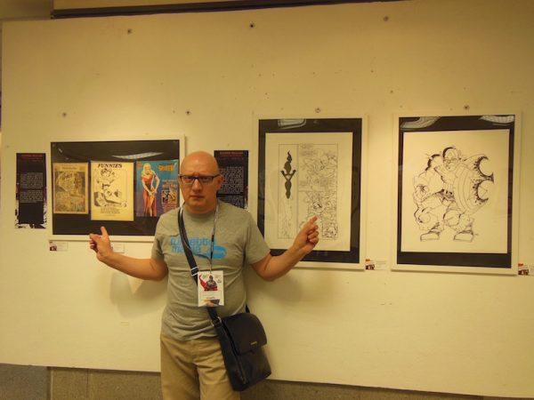 la mostra Eisner-Miller - foto 1