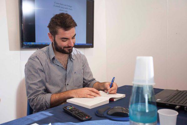 Lelio Bonaccorso firma autografi