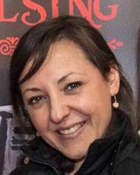 Foto della disegnatrice catanese Barbara Daniele